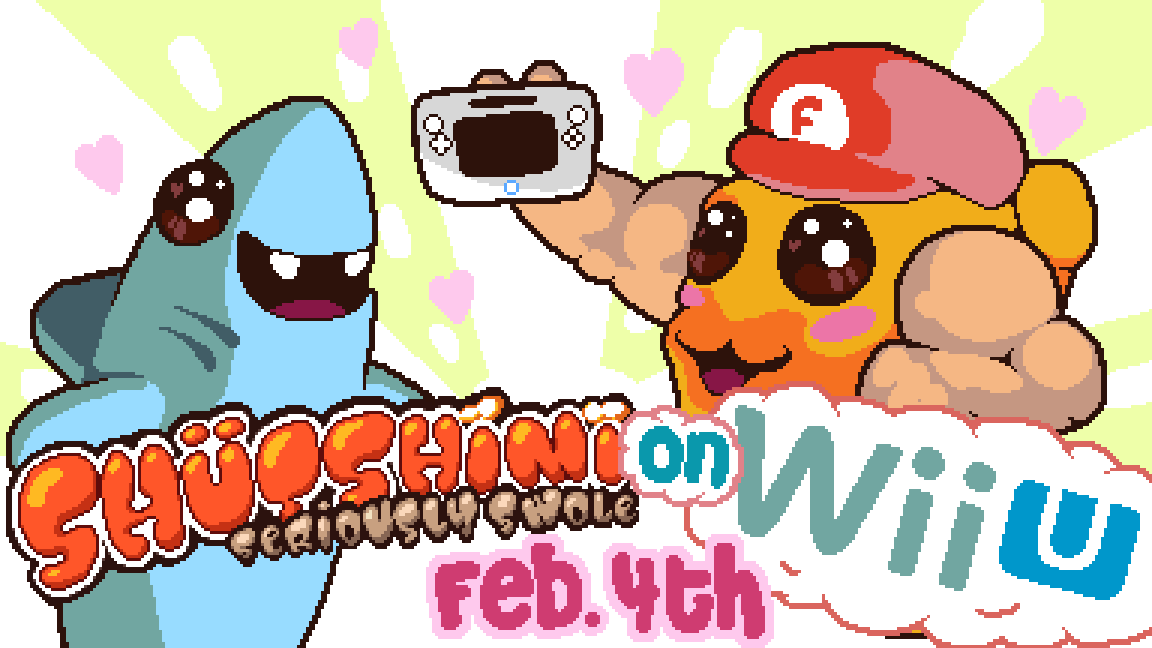 Shutshimi on WiiU Feb 4th